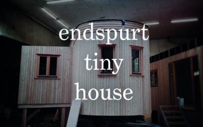 endspurt tiny house